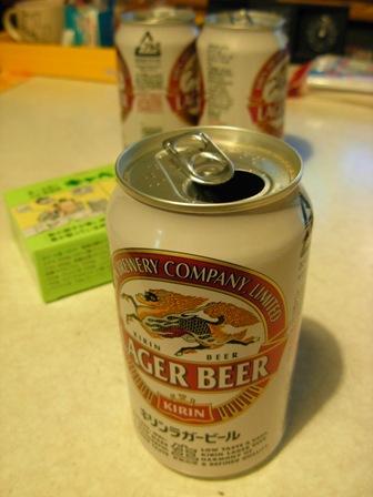 キャベ2コーワ&ビール