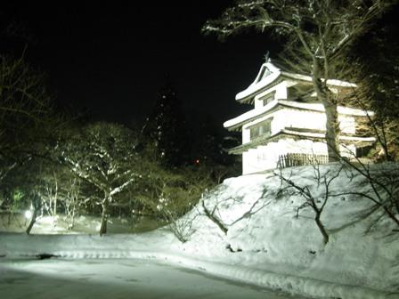 雪燈籠まつり