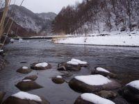2004年2月19日 千曲川 海ノ口