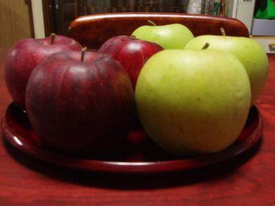 菅谷りんご