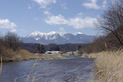 3月14日の八ヶ岳
