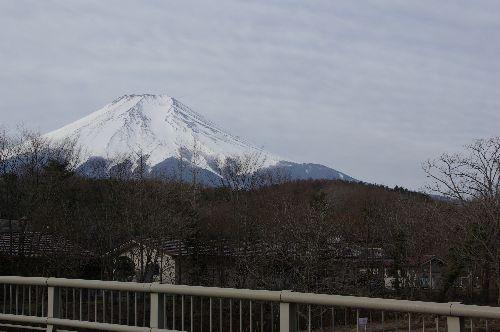 4月5日富士山