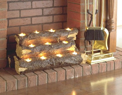 Tealight Log2