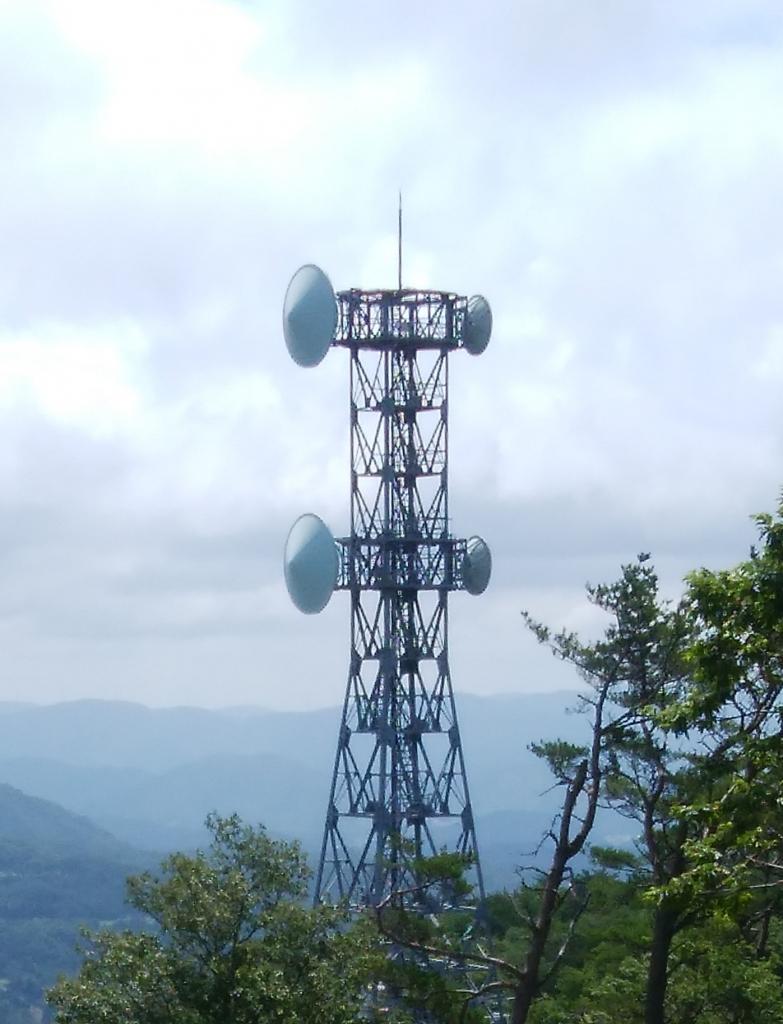 大野山電波塔