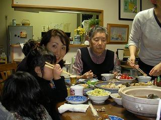 マユミおばちゃん登場