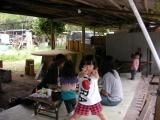 柚子のダサイポーズ