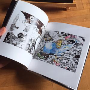 尾崎たえこ 画集