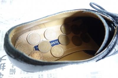 靴の悪臭がとれるようになります。