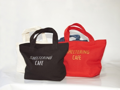 HELTERING CAFE _ ランチバッグ [カラーバリエーション]