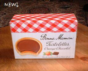 orenge chocolat tartelettes