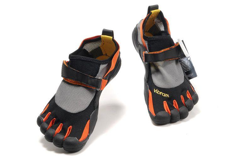 5本指ソックスの次は、5本指靴?