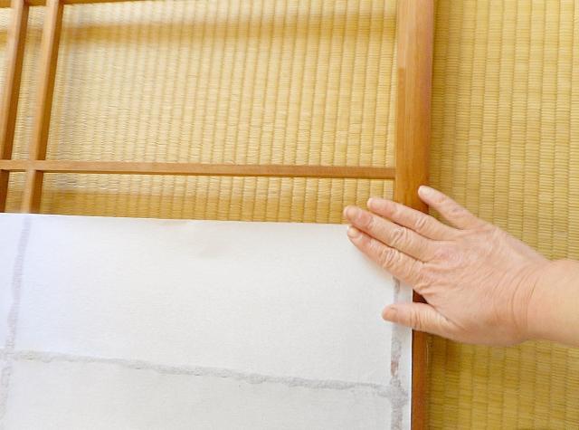第12回 障子・ふすま・網戸の張替えポイント総おさらい★画像