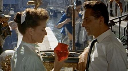 映画]『旅情』(1955、デヴィッ...