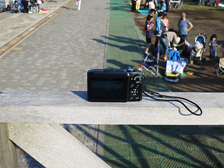 キャノンPowerShot SX280 HSの動画撮影