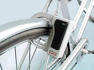 自転車リモコンロック