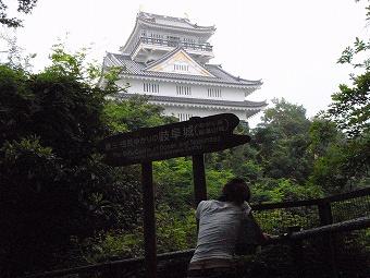 岐阜城リベンジがかなった!