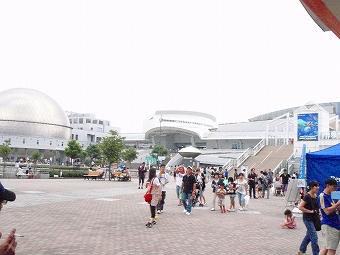 名古屋湊水族館
