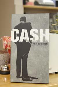 Johnny Cash / The Legend