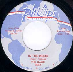 The Hawk - In The Mood