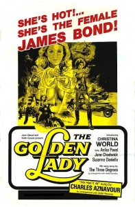 The Goldy Lady