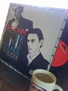 The Style Council - Youre The Best Thing / The Big Boss Groove
