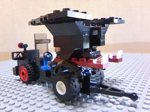 Lego Hot Rod Kustom