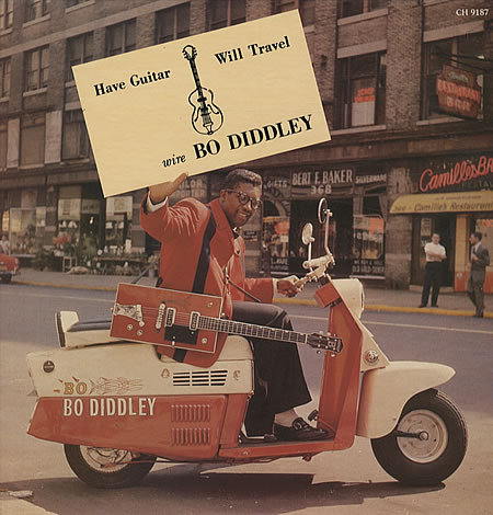 Bo Diddley- Have Guitar Will Travel