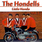 The Hondells - Little Honda