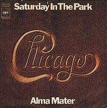 Chicago - Saturday In The Park