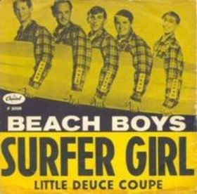 Beach Boys - Surfer Girl / Little Deuce Coupe