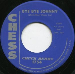 Chuck Berry - Bye Bye Johnny