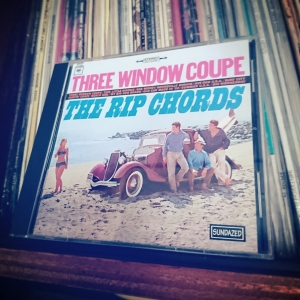 The Rip Chords - Three Window Coupe