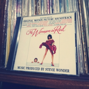 The Woman In Red OST