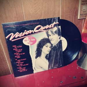 Vision Quest OST