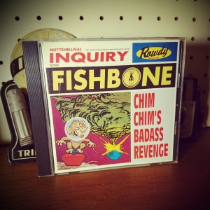 Fishbone - Chim Chims Badass Revenge