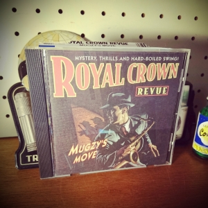 Royal Crown Revue - Mugzys Move