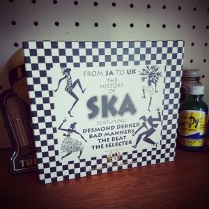 VA - From JA To UK - The History Of Ska