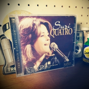 Suzi Quatro - The Gold Collection