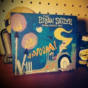 The Brian Setzer Orchestra - Vavoom!