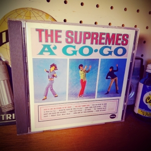 The Supremes - A Go-Go