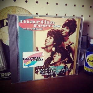 Martha Reeves & The Vandellas - The Greatest Hits