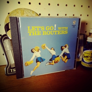The Routers - Lets Go! With The Routers