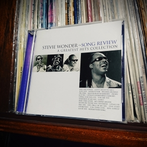 Stevie Wonder - Song Review A Greatest Hits Collection