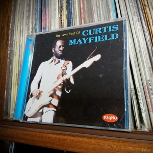 Curtis Mayfield - The Very Best Of