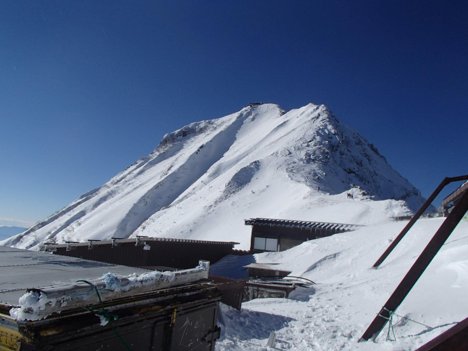 八ヶ岳・赤岳 | 山の風音