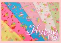 Pinks新柄Happy