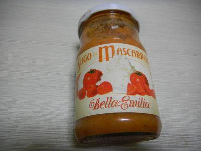 マスカルポーネソース