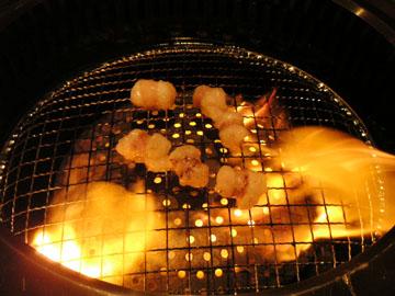 脂が燃える丸腸