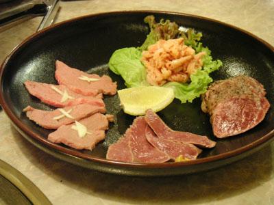 生肉その1−タタキ−