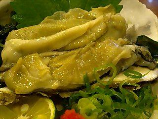 マヂ、ヤヴァそうな岩牡蠣